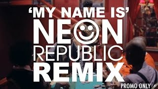 DJ Zinhle Ft. Busiswa - My Name Is (Neon Republic Remix) 2013