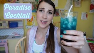Paradise Cocktail | Pinterest Drink #51 | Mamakattv