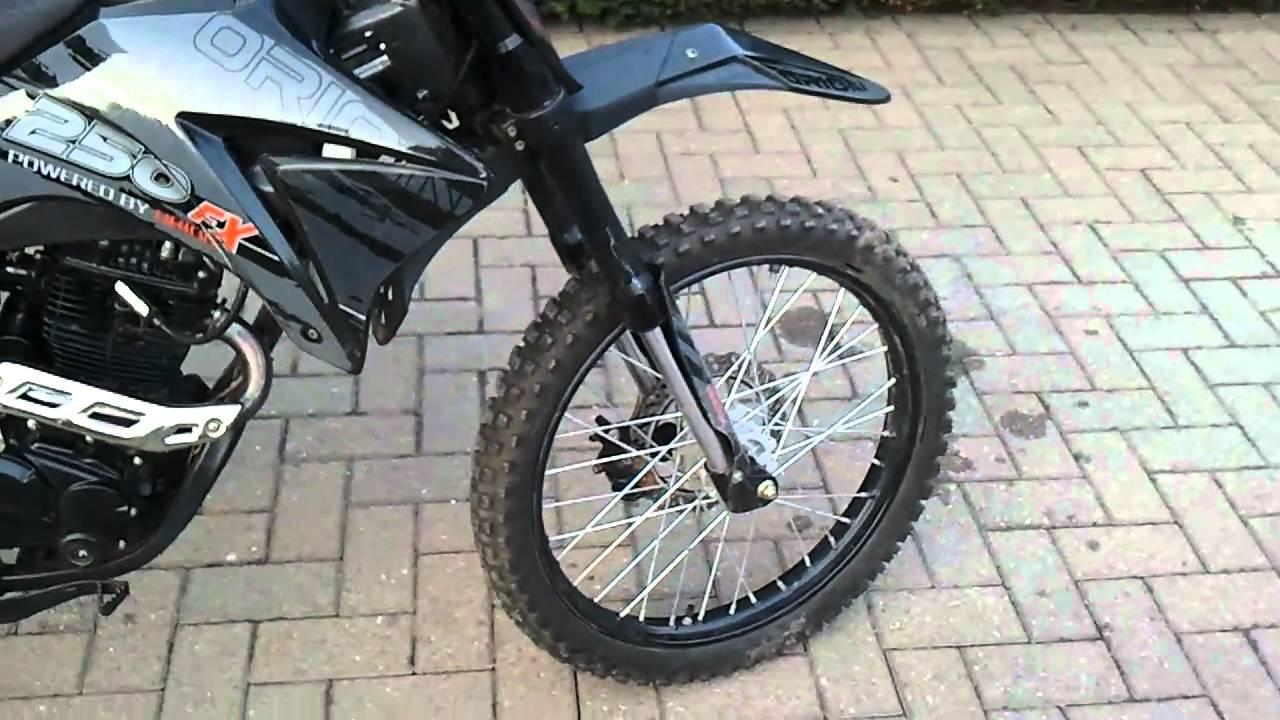 dirt bike apollo 250cc vendre sur ebay youtube