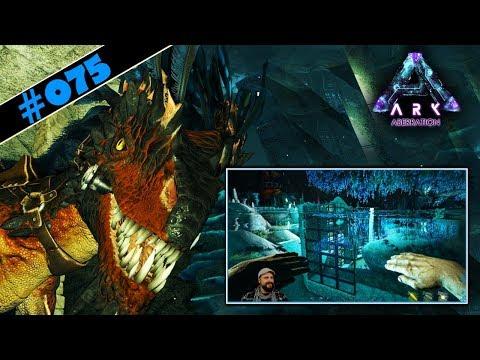 ARK Aberration deutsch | #075 | Namenstag Rock Drake & mehr Glas für die Angler | gameplay german