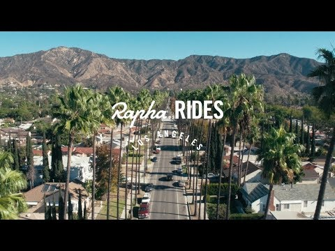 Rapha RIDES Los Angeles