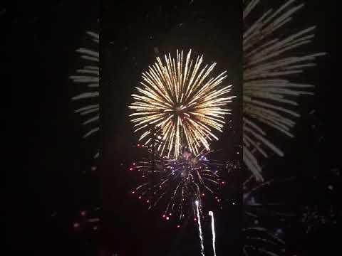 Phoenix  Arizona fireworks ✨ 2018