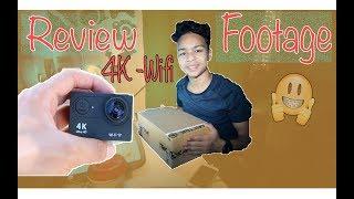 وصلني أحسن و أرخص منتوج😨 , كاميرا المغامرة Review) 4k Wifi) 😱