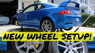 Gambar cover Type R vs Euro R Wheels! (K-Tuned K1 - Part 4) | Project S-ea | S2 - EP28