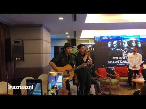 Padi Band - Harmony & Kasih Tak Sampai | Live | PC Padi In KL 2018