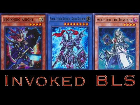 YGOPro - Invoked Black Luster Soldier