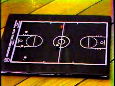 CBS Intro: Game 1, 1985 NBA ECSF; Celtics/Pistons