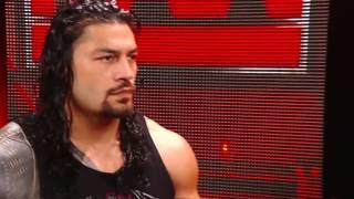 Promos : Roman Reigns VS Braun Strowman à Payback 2017