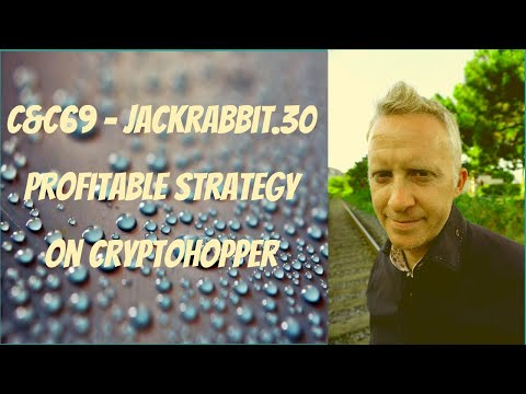 C&C69 – Jackrabbit.30 Profitable Strategy on Cryptohopper