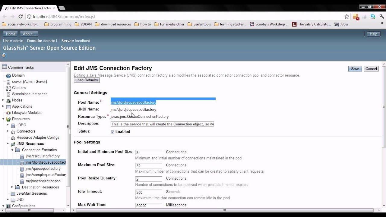 Asynchronous communication with JMS(Java Messaging Service) Part 1