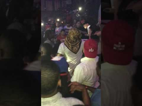 Rich Gang Artist Jacquees Gets In Altercation In San Diego