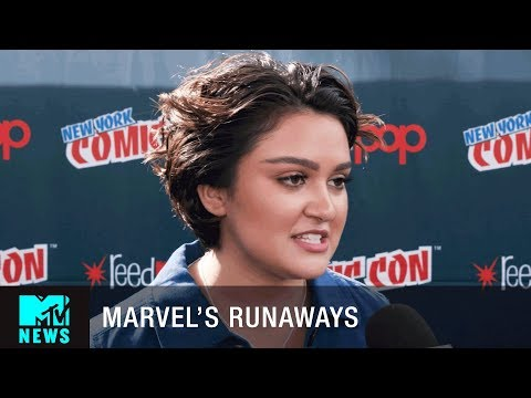 Download Youtube: The Cast of 'Marvel's Runaways' Discuss the Comic vs. the TV Series   MTV News