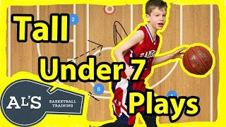 Basketball Plays For Tall u7 Basketball Teams