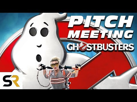 Ghostbusters (2016) Pitch Meeting