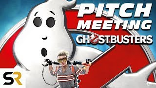 Ghostbusters 2016 Pitch Meeting