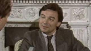 Karel Gott chválí úroveň sovětské populární hudby (1985)