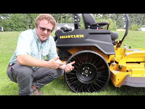 First Impression: Michelin Tweel Turf Tire