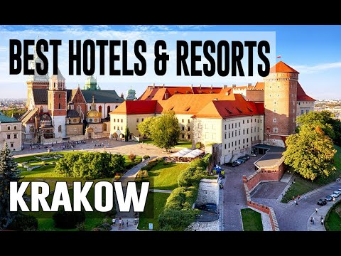 Best Hotels And Resorts In Krakow, Poland