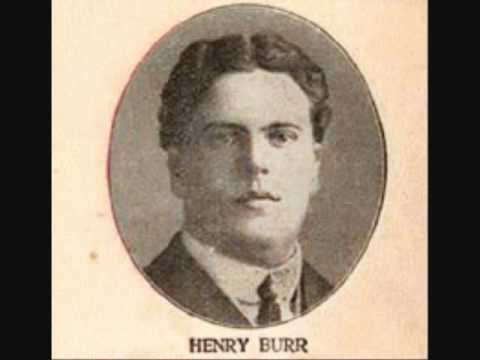 Henry Burr  Meet Me Tonight in Dreamland 1910