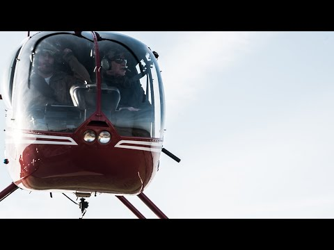 Bill's Helicopter Hog Hunt In Texas