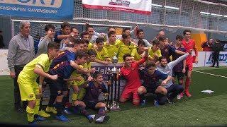 MTU Cup 2018 in Friedrichshafen U 15