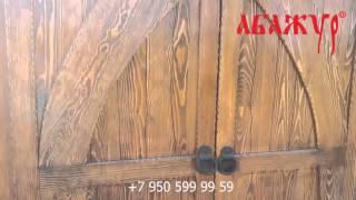 Шкаф под старину из сибирской сосны(, 2016-05-07T15:16:34.000Z)