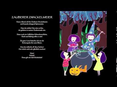 halloween gedichte zauberer zwackelmeier aus grusel. Black Bedroom Furniture Sets. Home Design Ideas