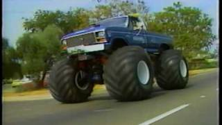 Legend of Bigfoot - The Original Monster Truck