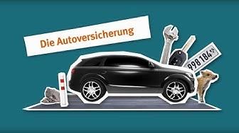 Die Autoversicherung - Versicherungen einfach erklärt!