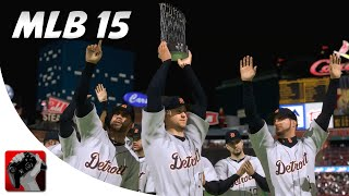 MLB 15 The Show PS4: World Series Celebration Gameplay