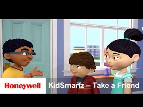 KidSmartz – Take A Friend | Corporate Citizenship | Honeywell