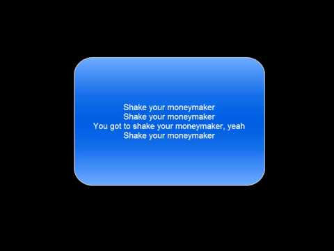 Shake Your Moneymaker (Cover)