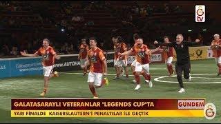 Gündem | Veteran Takımı Almanya - Legend Cup