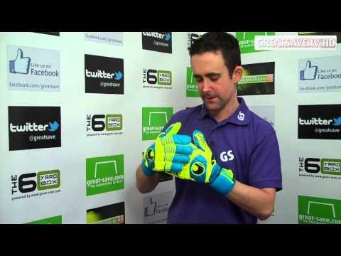 Uhlsport Eliminator Absolutgrip Goalkeeper Gloves Product Preview