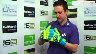 Uhlsport Eliminator Absolutgrip Goalkeeper Gloves Product Preview