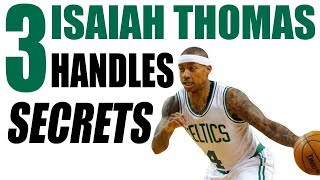 How To Dribble Like ISAIAH THOMAS! Break Ankles: Basketball Moves