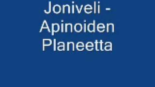Joniveli - Apinoiden Planeetta