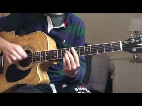 So Far Away - Martin Garrix & David Guetta (Acoustic Guitar Cover ...