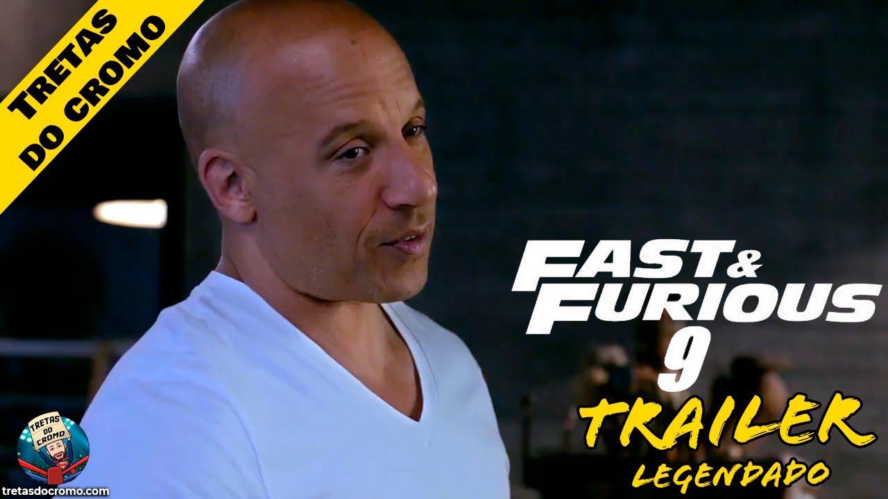 Fast 9 ganha mais um trailer promocional