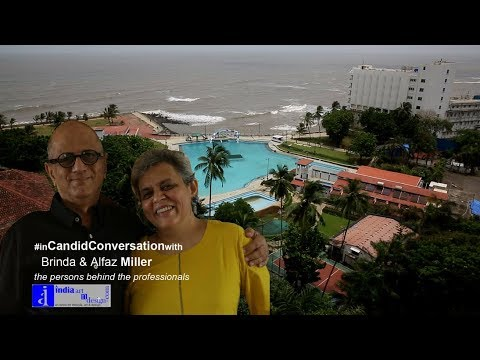 The interconnected life of Brinda and Alfaz Miller
