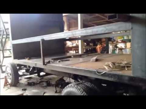 ทำรถหกล้อดั้ม ประกอบรถสวย EP.5 Dump Truck