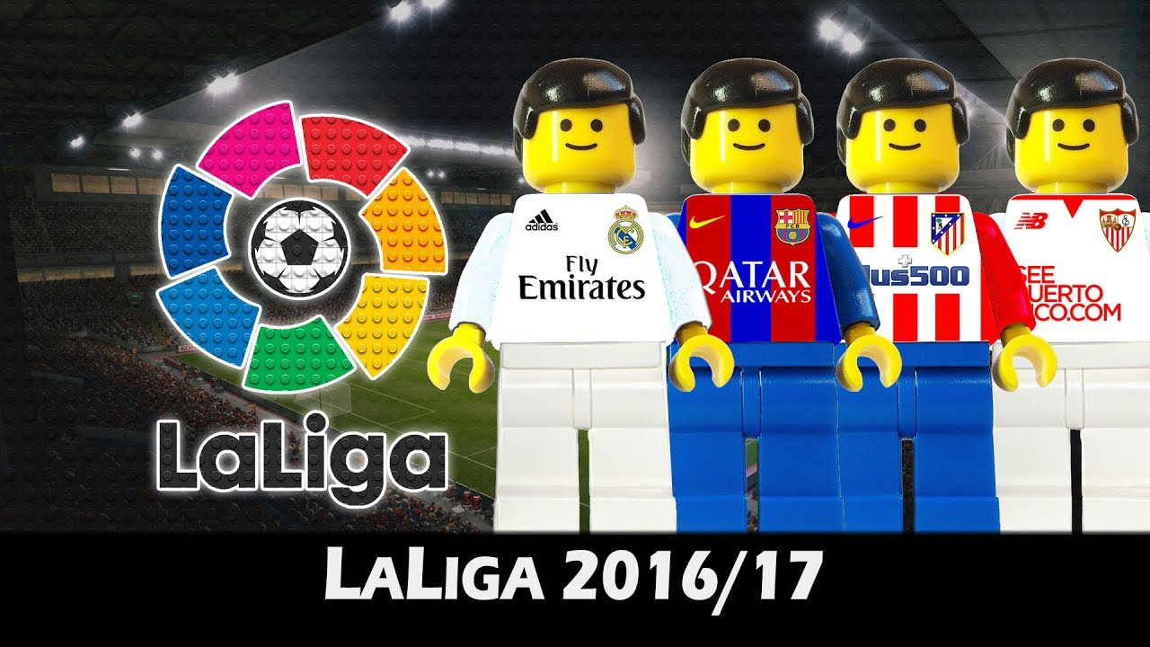 La liga 201617 laliga santander film lego football 2017 youtube la liga 201617 laliga santander film lego football 2017 stopboris Gallery