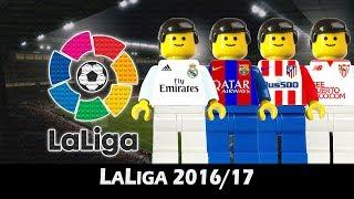 LA LIGA 2016/17 • LaLiga Santander Film Lego Football 2017