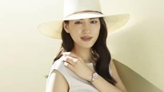 綾瀬はるかさん出演のSEIKO(セイコー)ルキアのspring&summerのCM。 ...