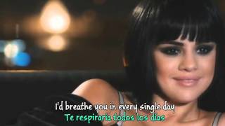 Selena Gomez - Hands To Myself  S - Sub. Español