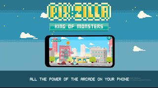 Pixzilla - King of monsters