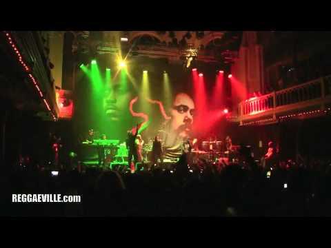 Damian Marley & Nas  U Nah Mean in Amsterdam 4122011