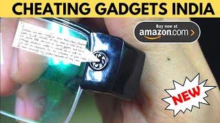 3 Top EXAM Cheating Gadgets 2019 || Cheating Eraser On Amazon & Flipkart