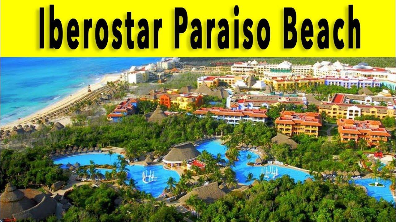 Iberostar Paraiso Beach Riviera Maya