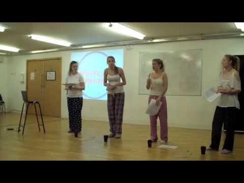 Presentation on The Natural Theatre Company